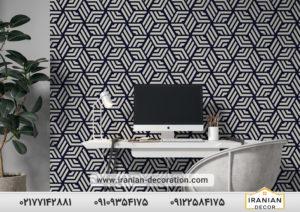 کاغذ دیواری مناسب اداره ، شرکت و دفتر کار